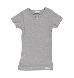 MarMar Copenhagen T-shirt Short Sleeve Grey Melange