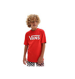 Vans Classic T-Shirt Red/ White