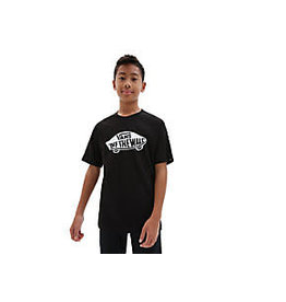 Vans T-shirt Off the Wall Black / White