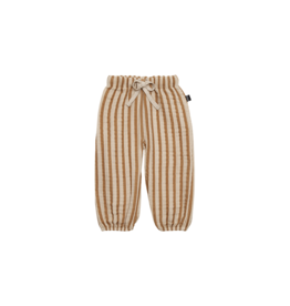 House of Jamie Baby Relaxed Pants Vertical Apple Cider Stripes