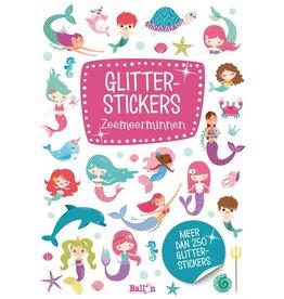 Boeken Glitterstickers Zeemeerminnen
