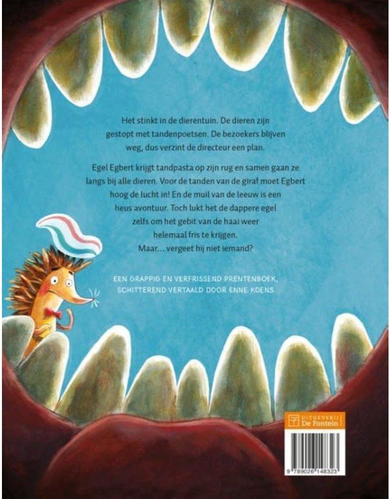 Boeken De grote Tandenpoetsdag