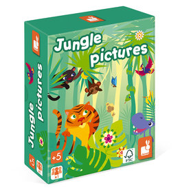 Janod Spel - Jungle foto!