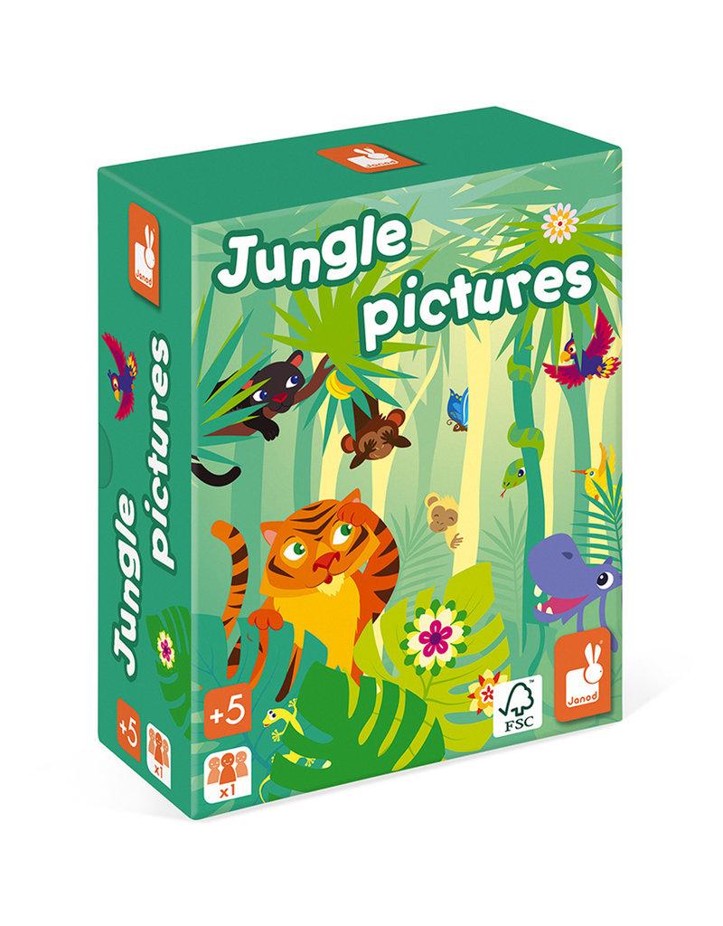 Janod Spel - Jungle foto!
