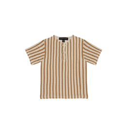 House of Jamie Henley Shirt Verticaal Apple Cider Stripes