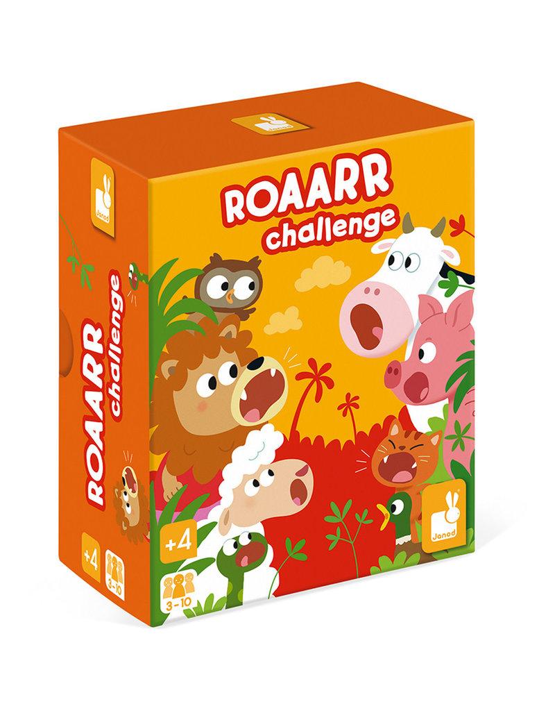 Janod Spel - Roaarr geluidenspel