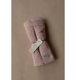 Nanami Swaddle Uni Mousseline Pink