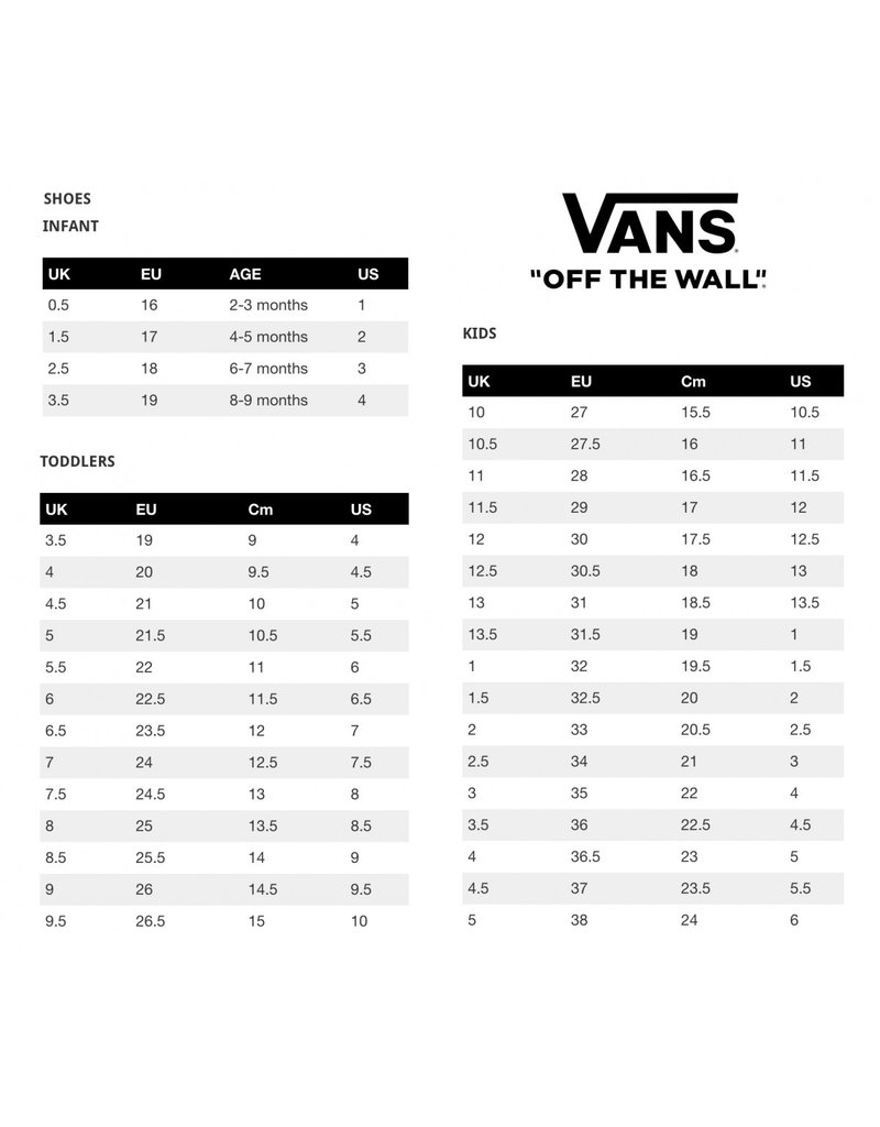 Vans Youth Classic Sport