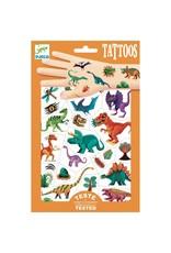 Djeco Tattoos Dino