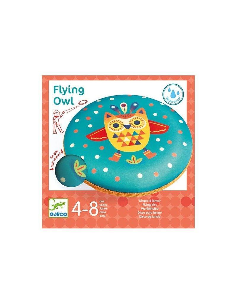 Djeco Flying Owl  Frisbee
