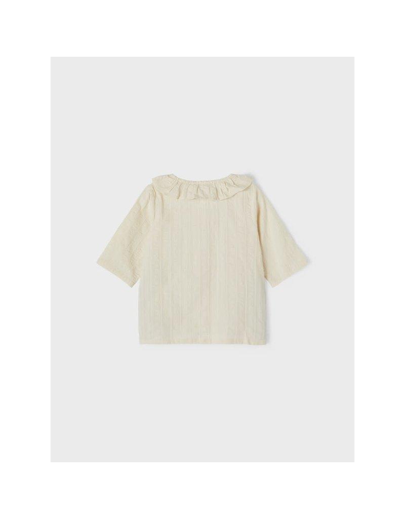 Lil' Atelier Solaima 3/4 Loose Shirt