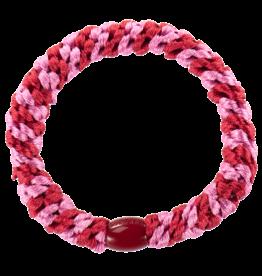 BonDep Kknekki Red-Bubblegum stripe