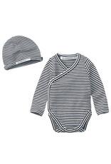 Mingo Newborn Set Stripes