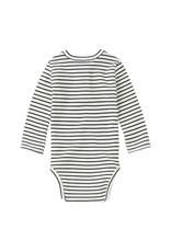 Mingo Rib Bodysuit Stripes