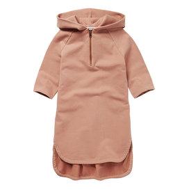Mingo Sweat Dress Chocolate Milk
