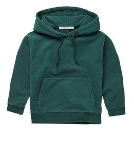 Mingo Hoodie Dark Emerald