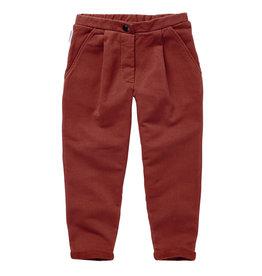 Mingo Cropped Chino Brick Red