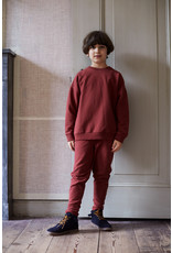 Mingo Sweater Brick Red