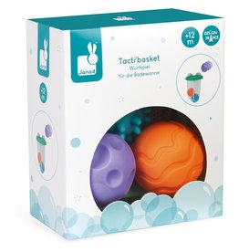 Janod Badspeelgoed - Tacti-basket