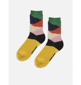 Bobo Choses Multi Color Block short socks