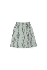 CarlijnQ Edelweiss - midi skirt wt side pockets