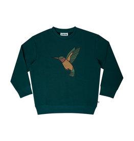 CarlijnQ Hummingbird – sweater wt print