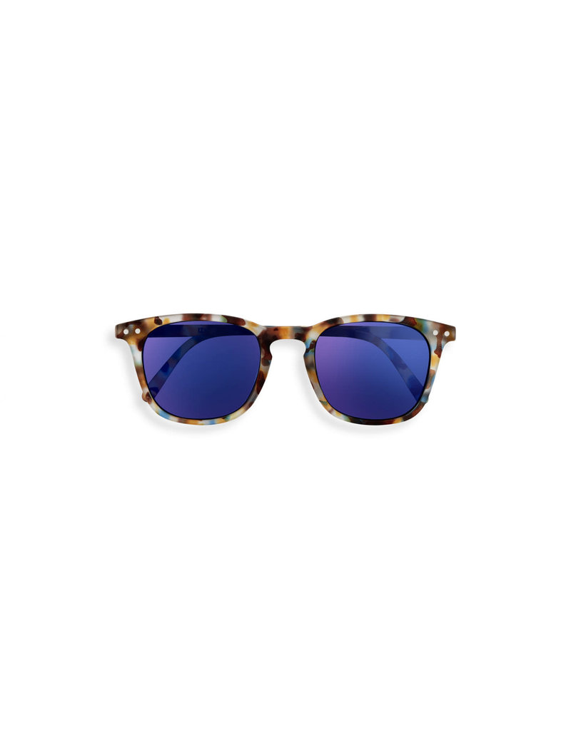 IZIPIZI E Sun Junior Blue Tortoise Mirror
