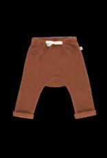 Blossom Kids Teddy baby pants - Deep Coral