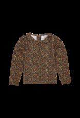 Blossom Kids Peterpan long sleeve shirt - Flower Field