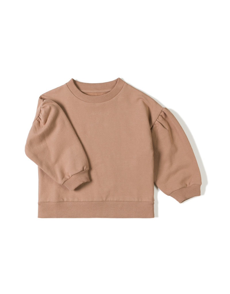 Nixnut Lux sweater Rose