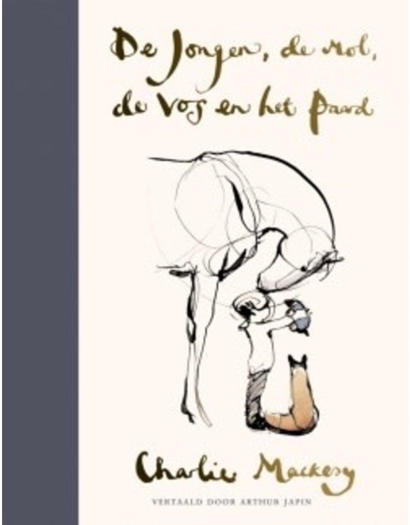 Boeken De jongen, de mol, de vos en het paard