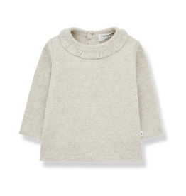 1+ in the family Elia Girly T-shirt Alabaster