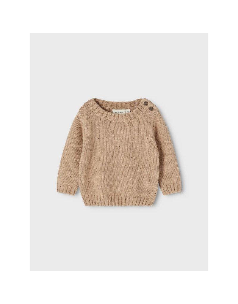 Lil' Atelier Egalto Knit Longsleeve Baby