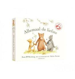 Boeken Allemaal de liefste (luxe kartonboek)