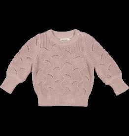 MarMar Copenhagen Tako Knitwear Sweater Light Plum