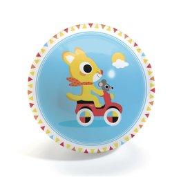 Djeco Speelbal Cute Race 12CM
