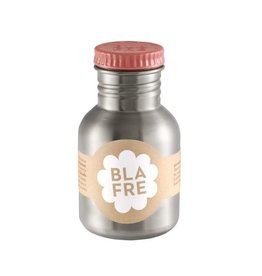 Blafre Stainless steel bottle 300ml pink