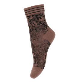 mp Denmark Saga socks Brown Sienna