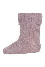 mp Denmark Ida glitter socks Wood Rose 188