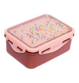 Petit Monkey Lunchbox popsicles desert rose