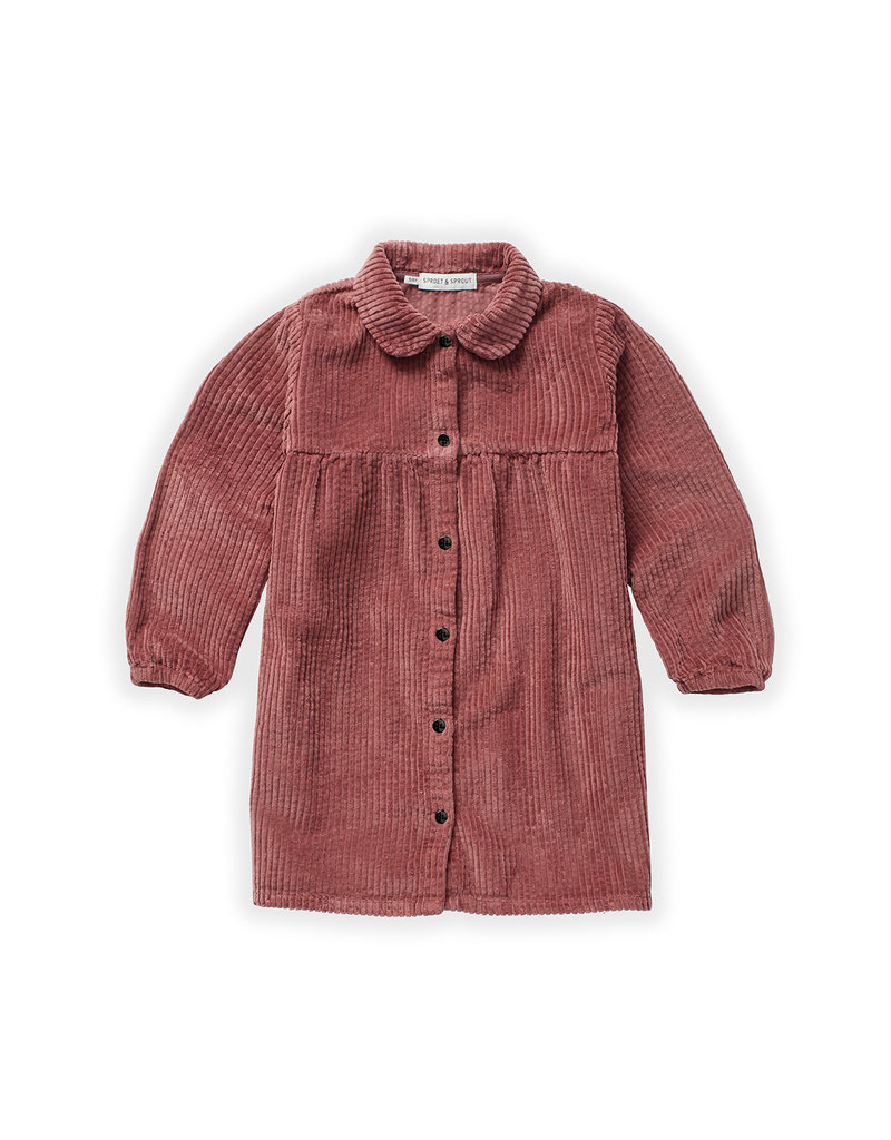 Sproet & Sprout Dress Corduroy