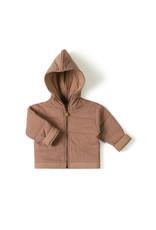 Nixnut Baby Jacket - Jam Stripe
