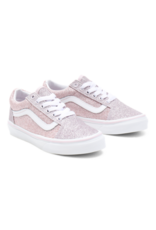 Vans Youth Old Skool Glitter Orchid Powder Pink