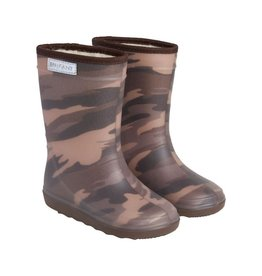 En Fant Thermo Boots Camouflage