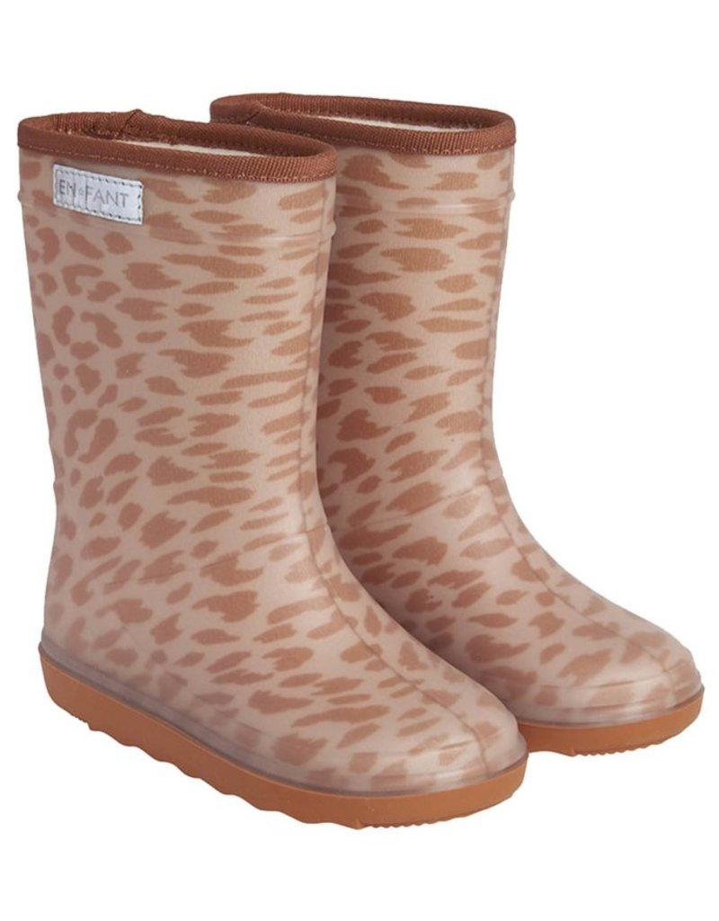 En Fant Thermo Boots Leather Brown