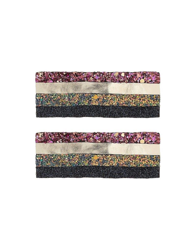 Mimi & Lula Rainbow Stripe Giant Clic Clac