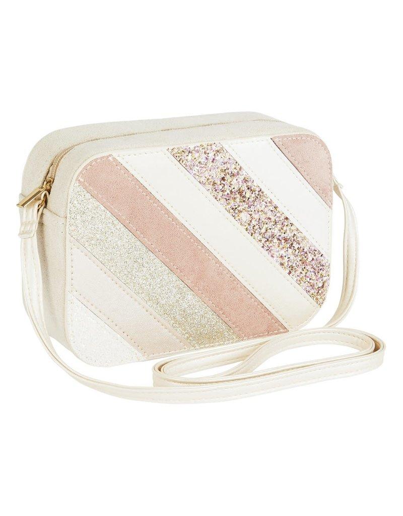 Mimi & Lula Sugarplum Stripe Bag