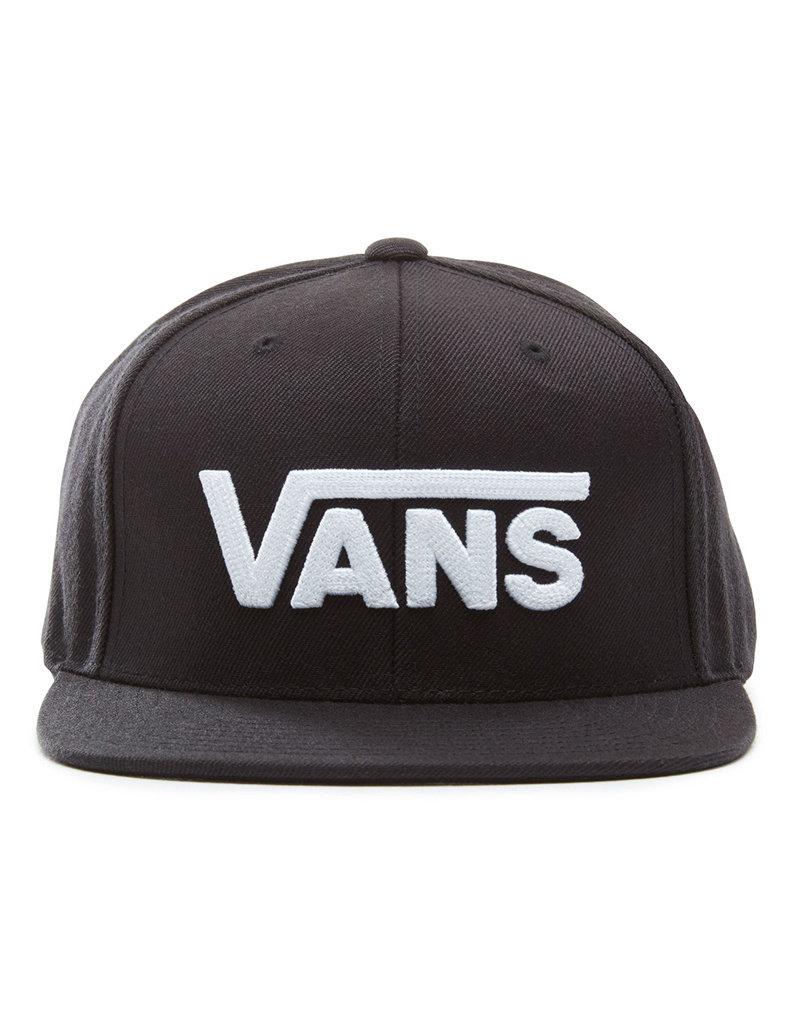Vans Snapback Cap Boys Black/White