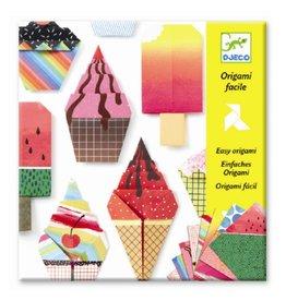 Djeco Origami - IJsjes & Cupcakes