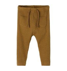 Lil' Atelier Rajo Loose Pants Golden Brown